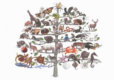 Thomas Sterner - Tree of Life, 2020