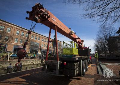 CCKAP 2020.03.14 Installation - Crane (Big Hook Crane & Riggings)