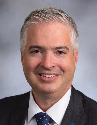 CCKAP Rotarian Partner Pete Fitzpatrick (Partner, Weaver & Fitzpatrick - Legal counsel)
